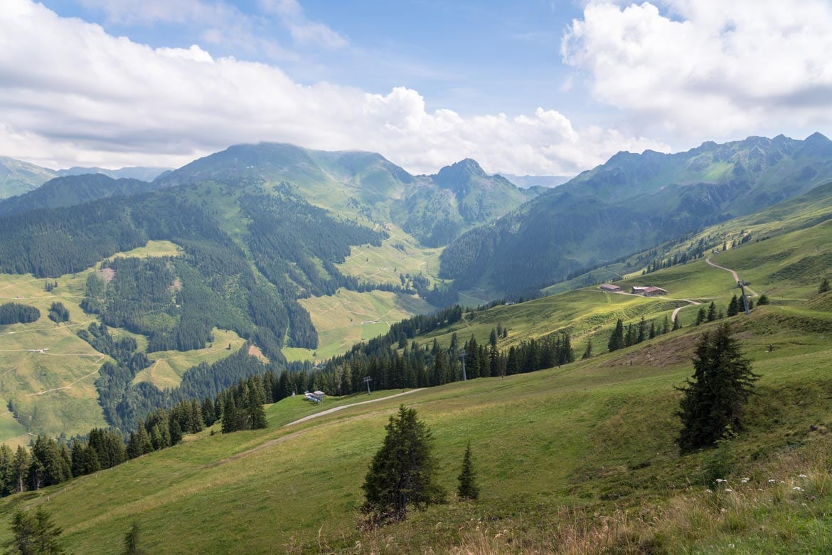 getting to alpbach