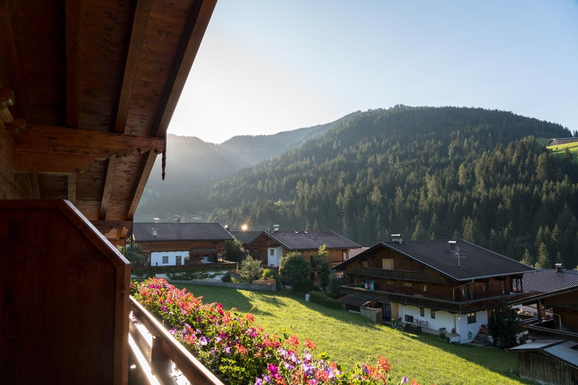 hotels in alpbach