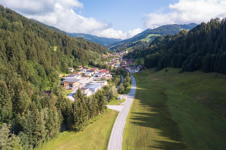 hotels in wildschönau