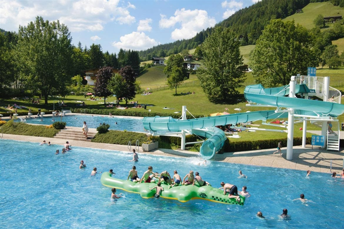 oberau swimming pool