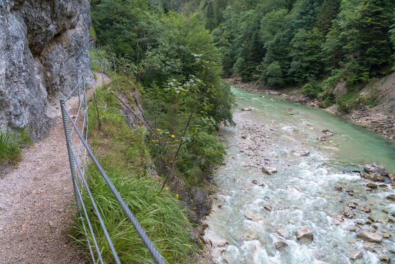 tiefenbach gorge