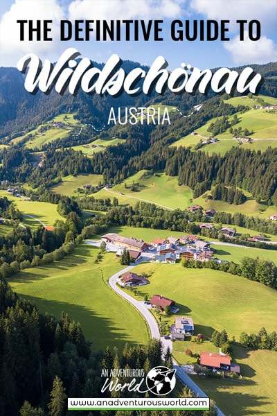 The Definitive Summer Guide to Wildschönau, Tirol
