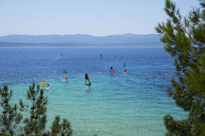 windsurfing-croatia