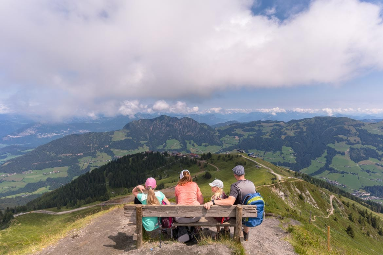 austria walking holidays