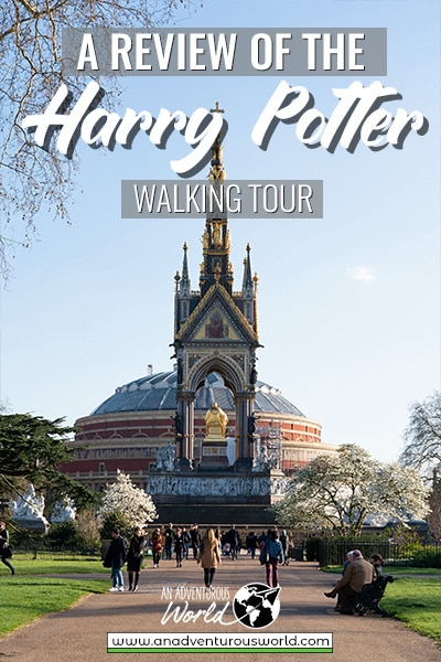 The Harry Potter Walking Tour, London