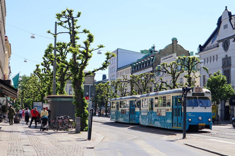 train to gothenburg