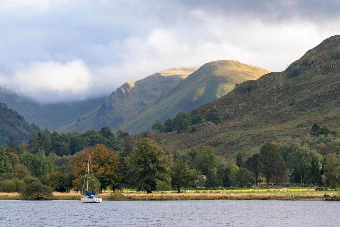 travelling around the lake district