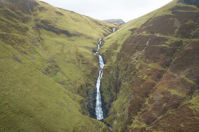 grey mares tail scotland