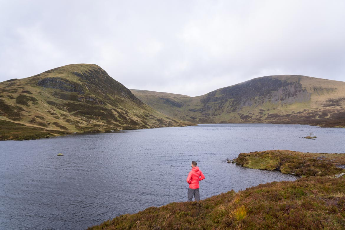 hiking the grey mares tail