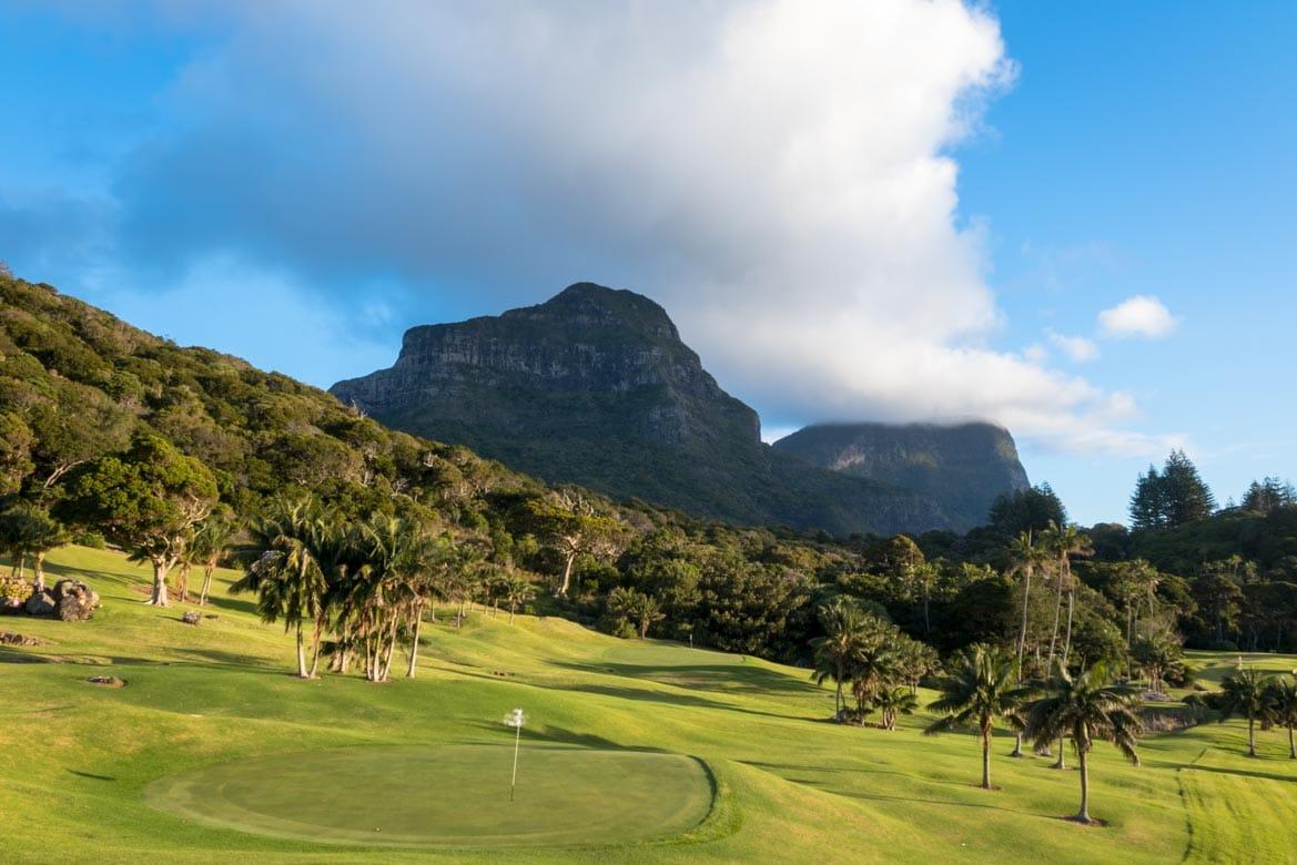 lord howe island golf club