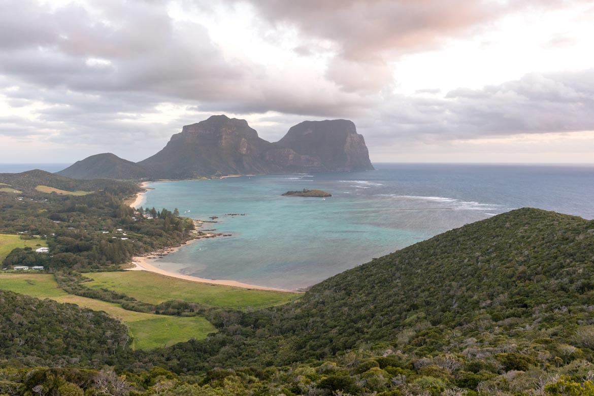 what to do on lord howe island