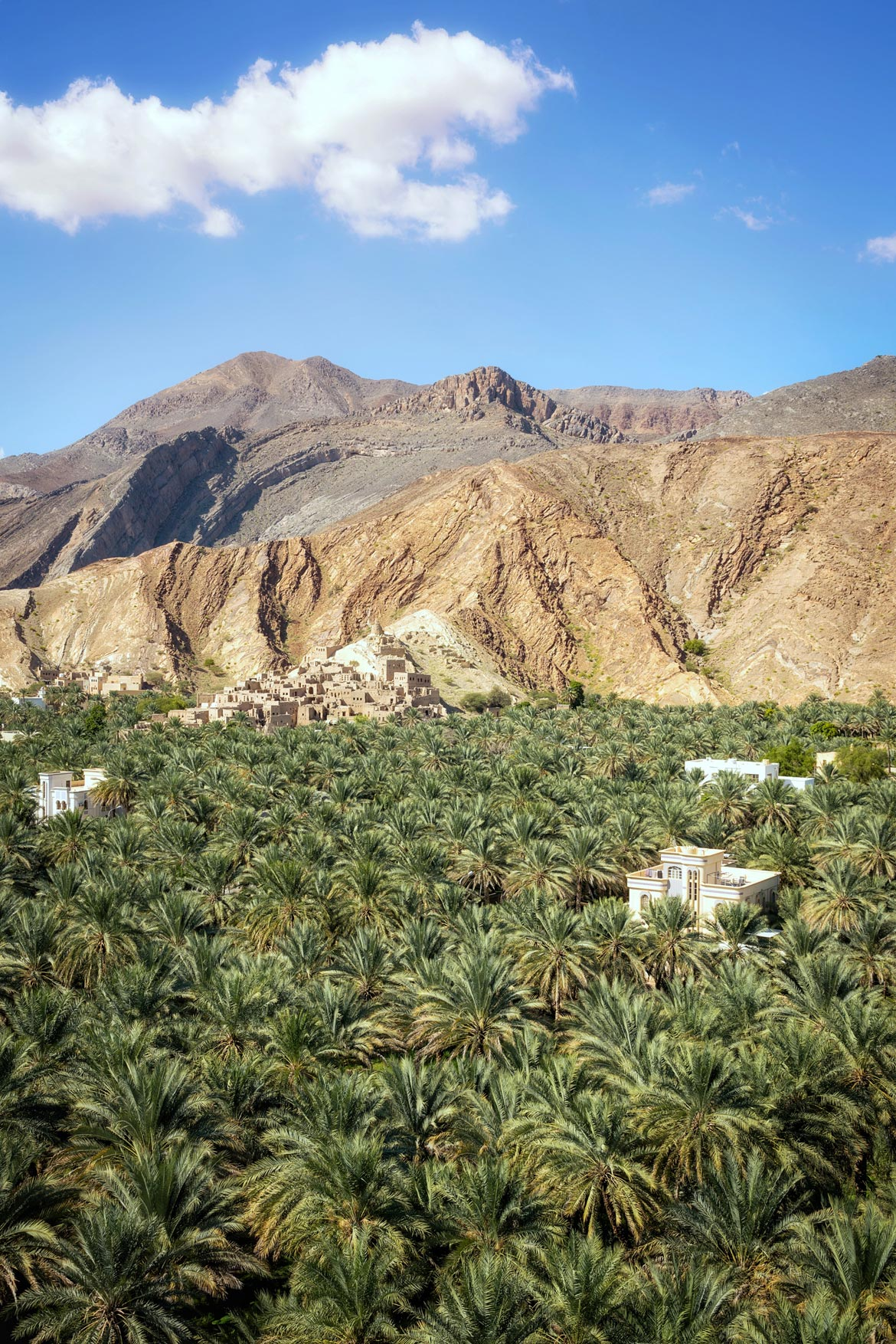places to go in oman
