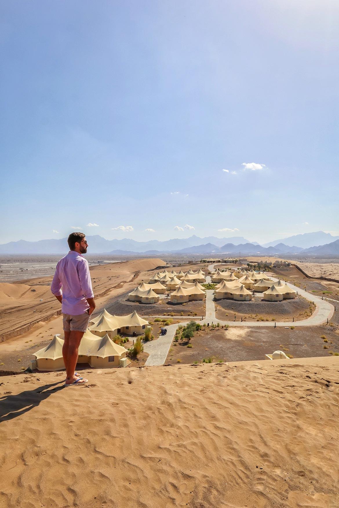 dunes by al nadha oman