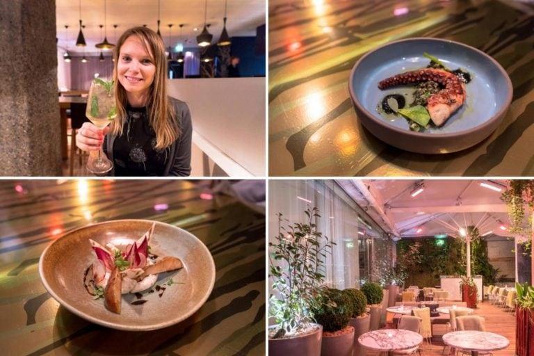 the sanderson restaurant review
