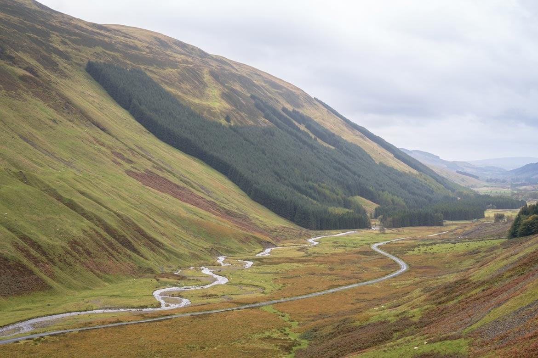 west scotland road trip