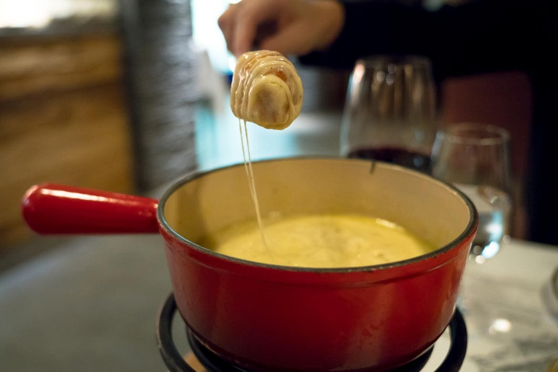 fondue in zermatt