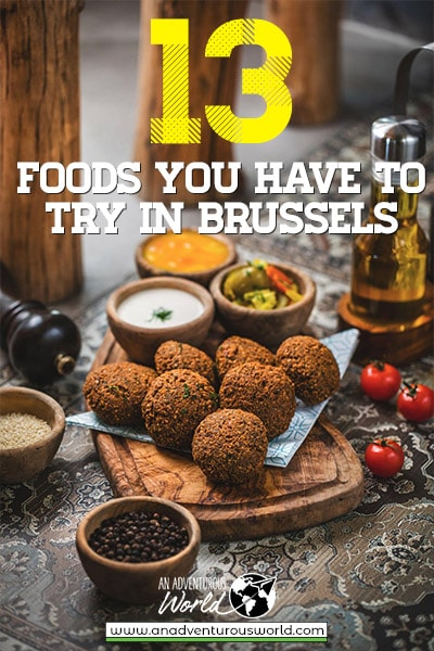 What to Eat in Brussels, Belgium (2020 Food Guide)