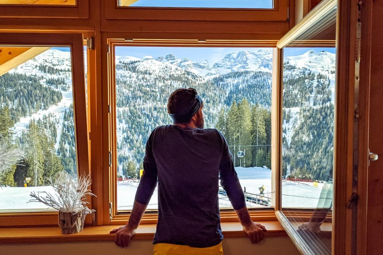 rifugio patascoss ski restaurant