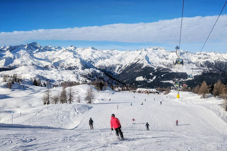 ski madonna di campiglio