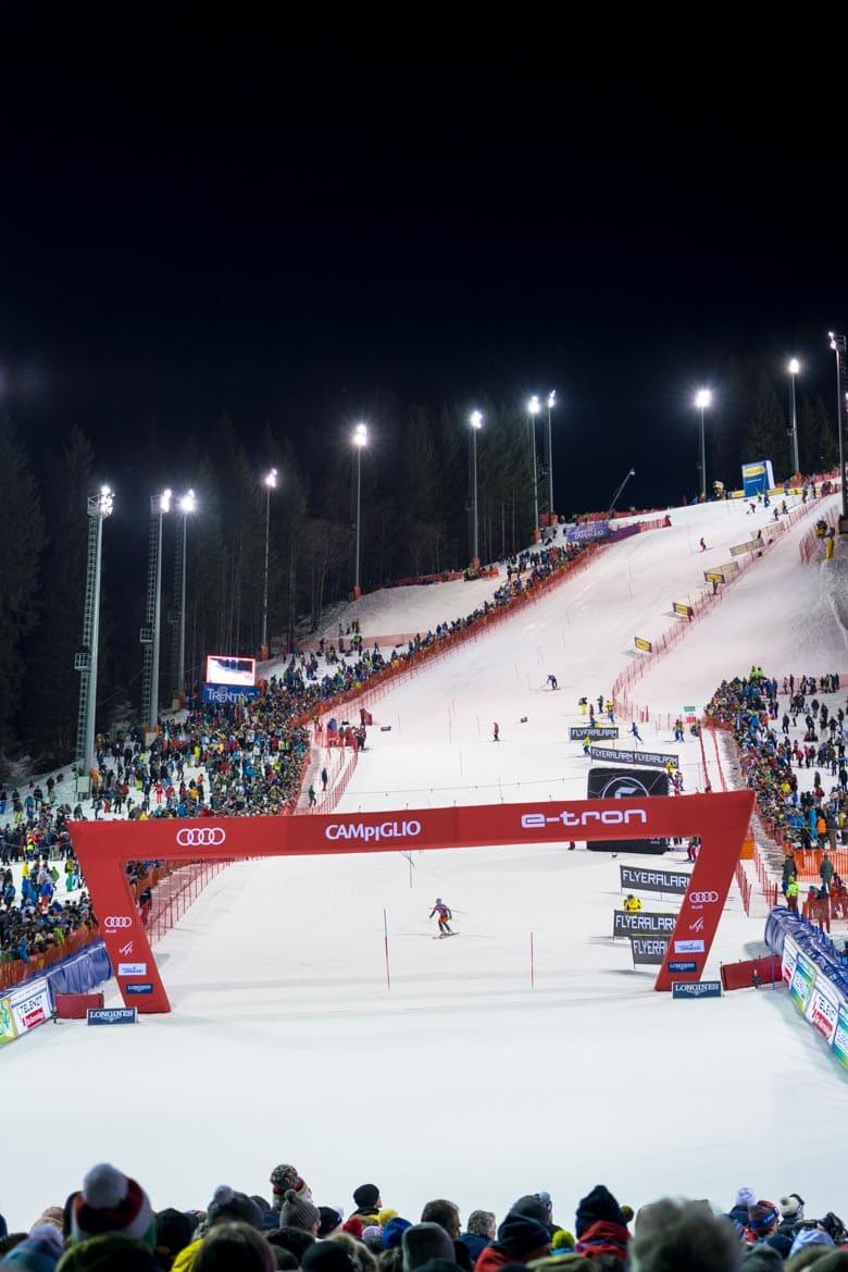 ski world cup trentino