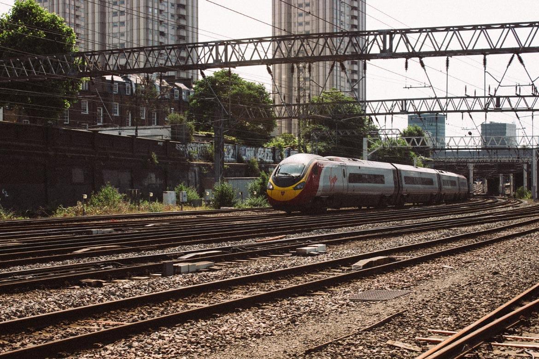 london to cambridge train