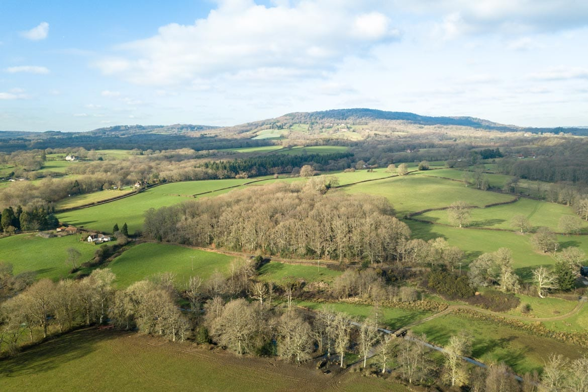 places to visit in the south downs