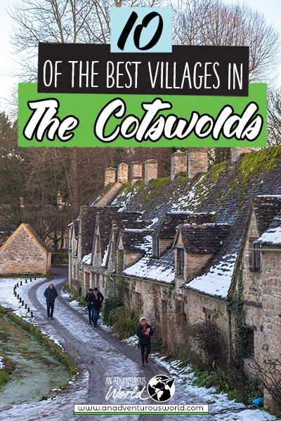 The Best Villages in the Cotswolds, England