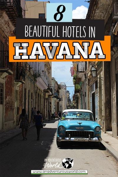 Where To Stay in Havana, Cuba