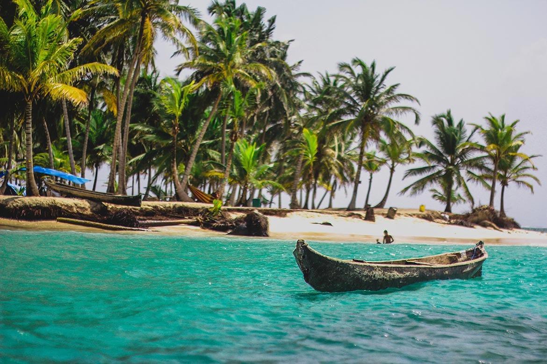 san blas islands in central america