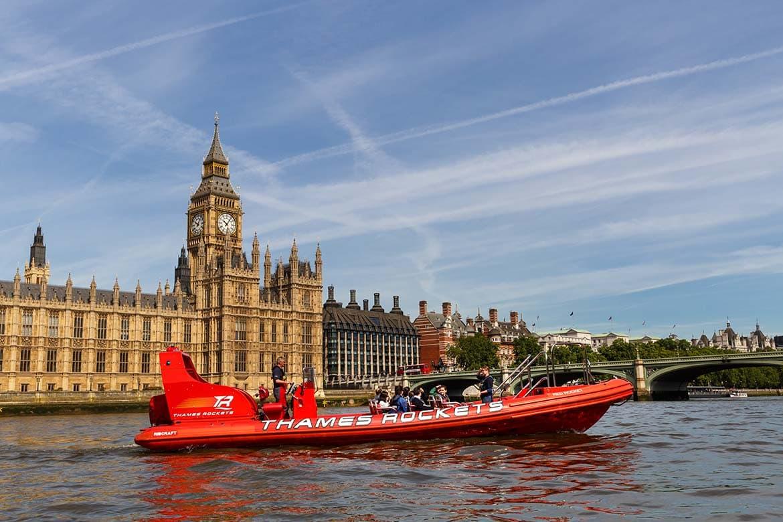 thames rocket ultimate london adventure
