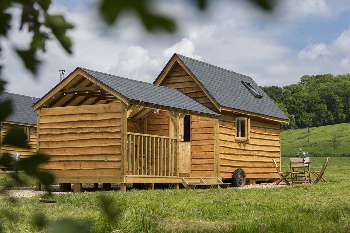 cabin cotswolds