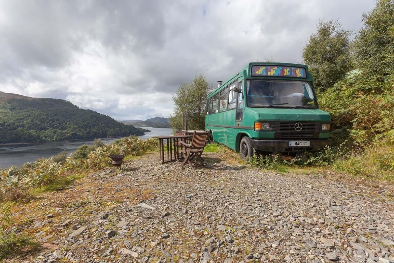 magic bus scotland