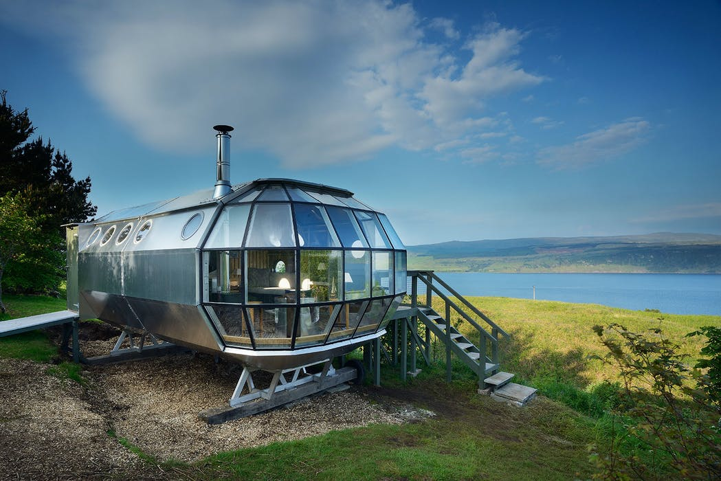 quirky hotels scotland