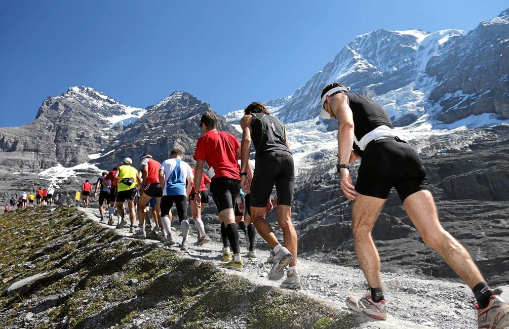 jungfrau marathon switzerland