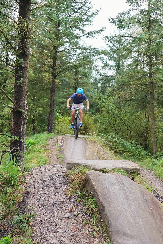 mountain biking gisburn forest