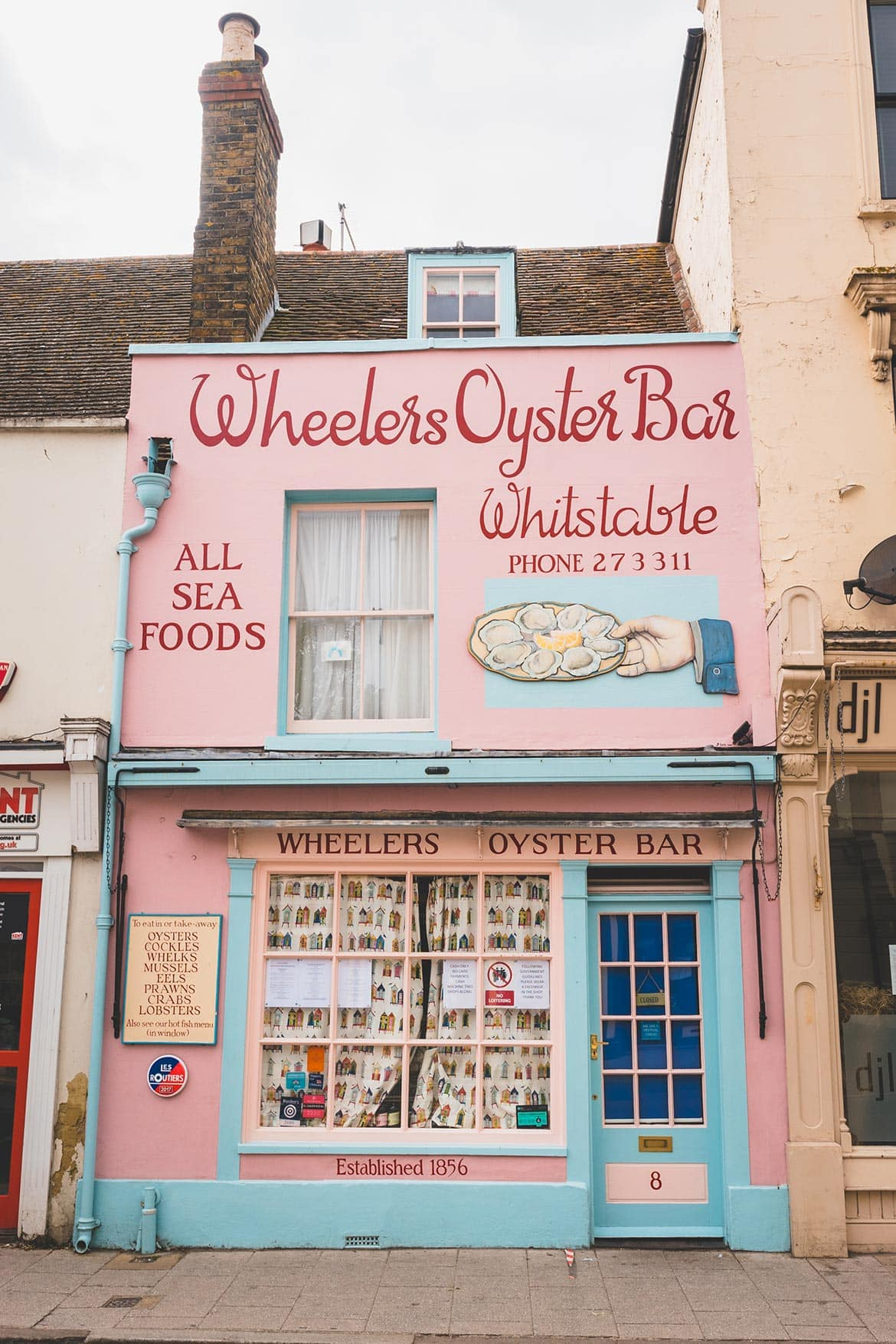places to visit in whitstable