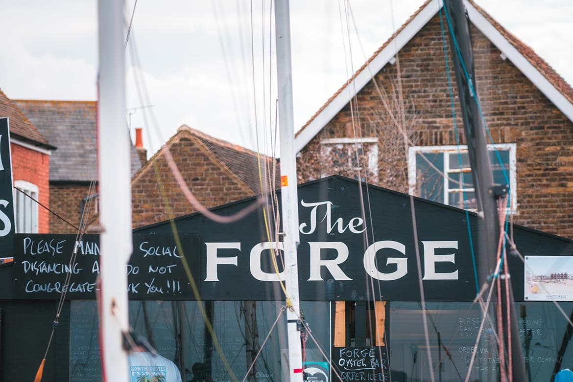the forge whitstable