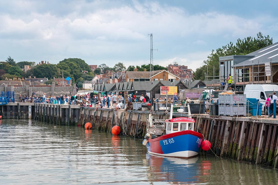 what to do in whitstable