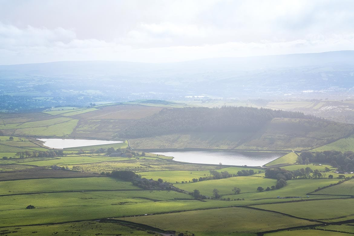where is the ribble valley