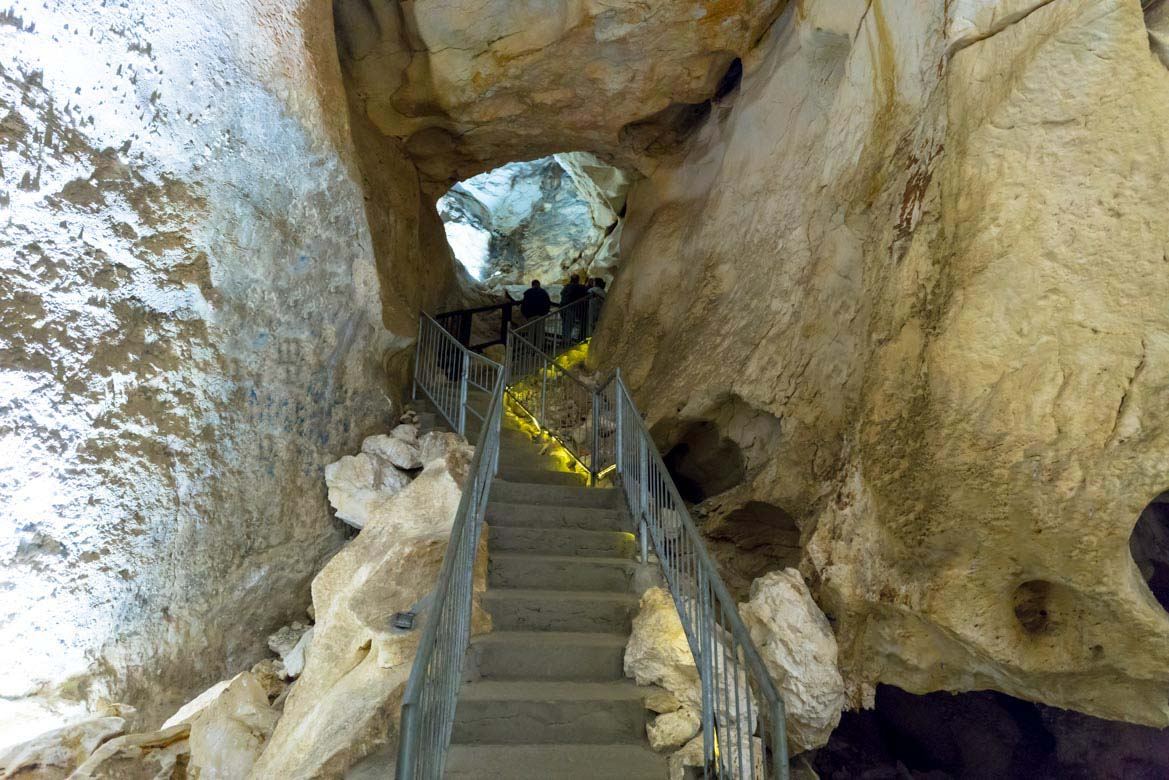 cueva del puerto murcia
