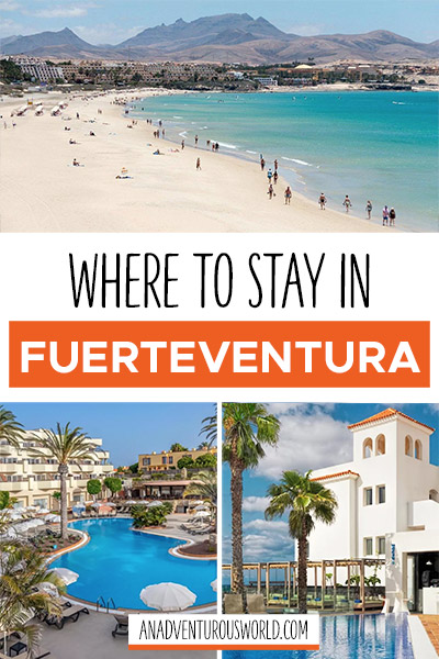 Where to Stay in Fuerteventura, Spain