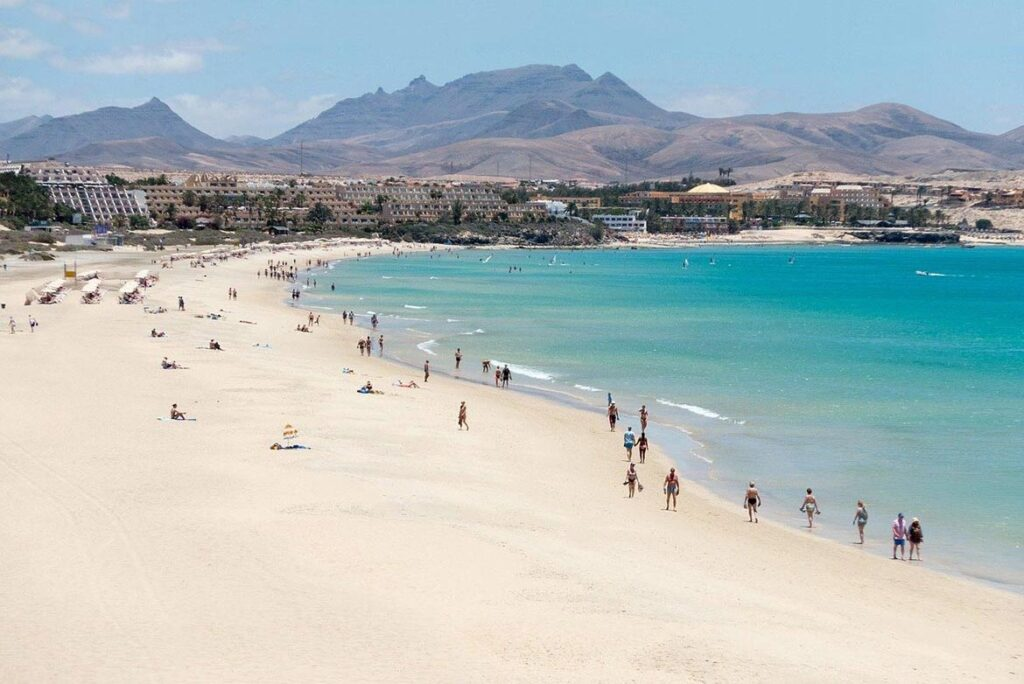 where to stay in staying in fuerteventura