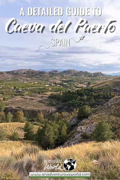 A Detailed Guide to Cueva del Puerto, Murcia, Spain