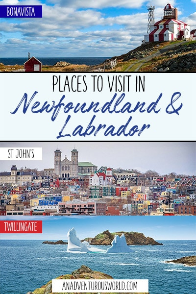 The Definitive Newfoundland and Labrador Itinerary