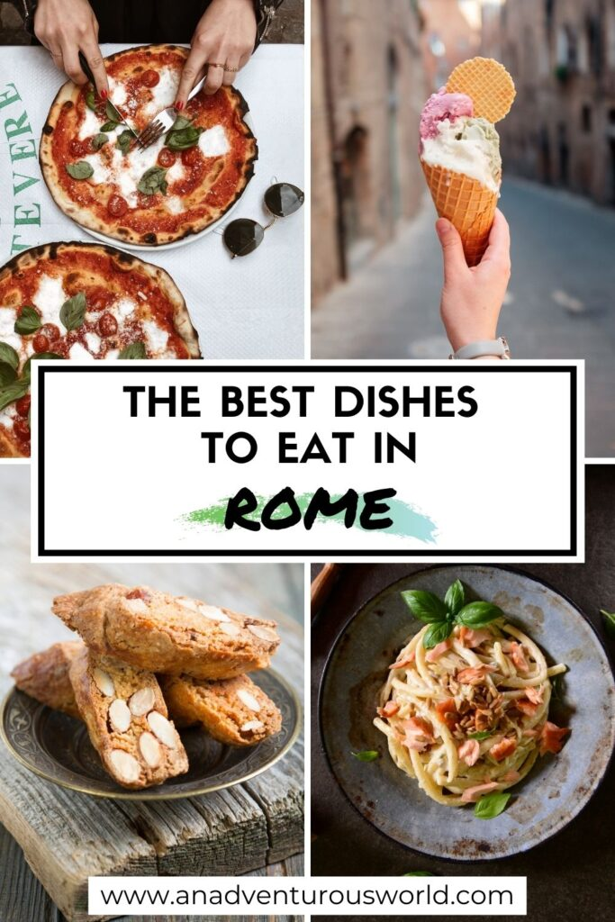 What to Eat in Rome, Italy