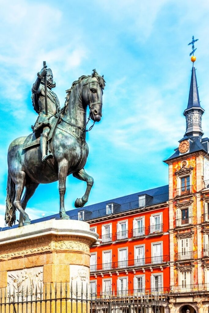 day trips from madrid, spain