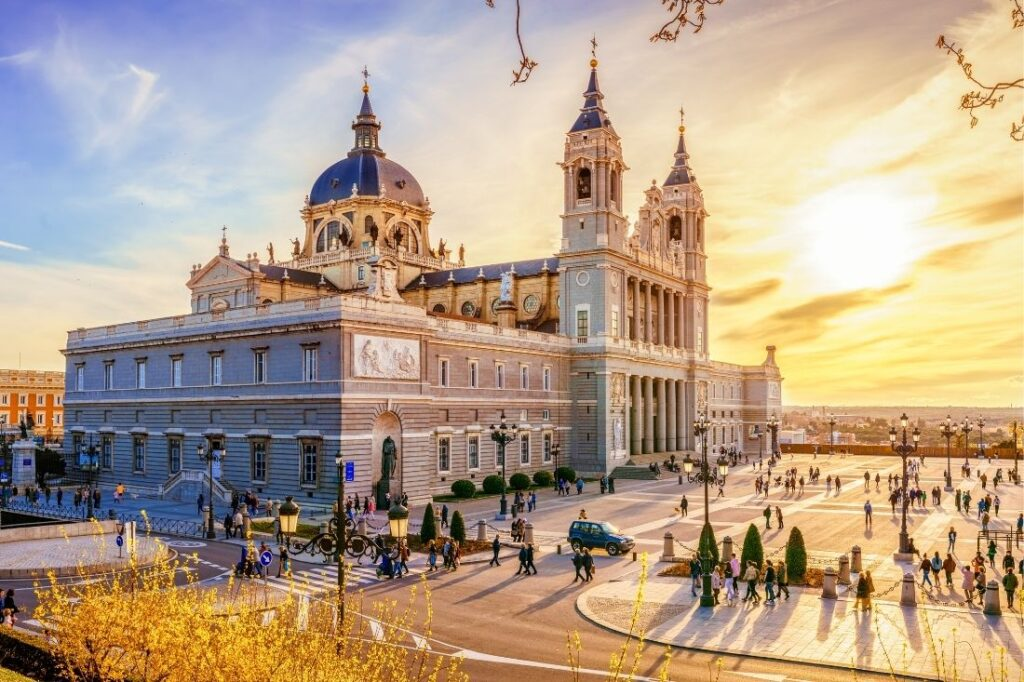 day trips in madrid