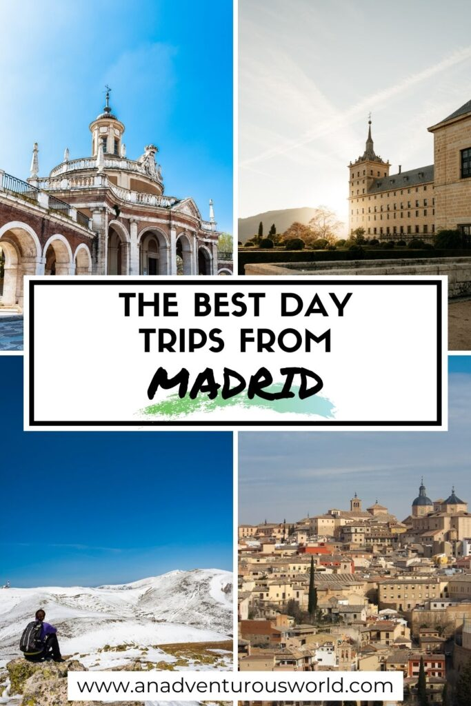 The 12 BEST Day Trips from Madrid, Spain
