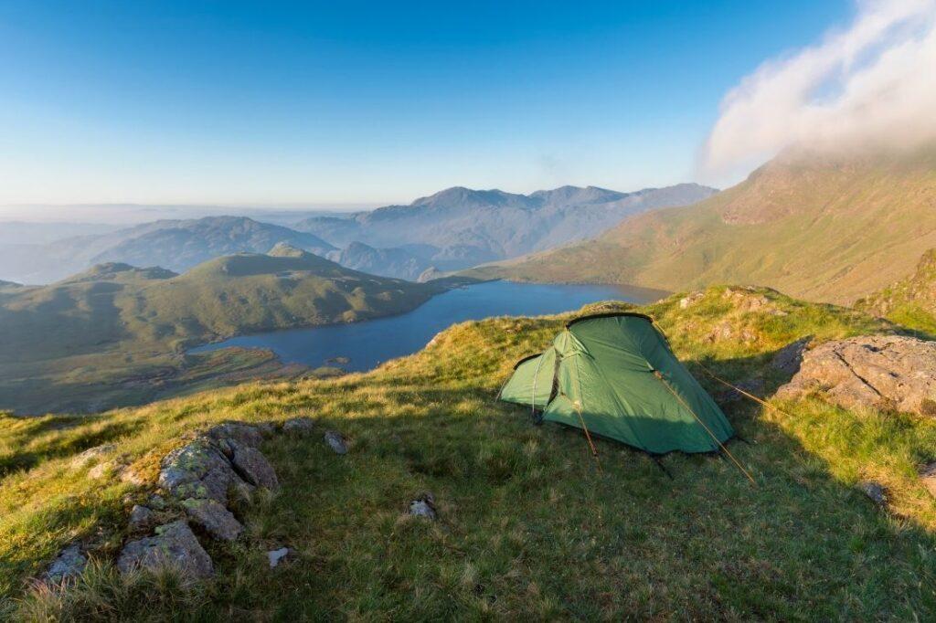 uk wild camping spots