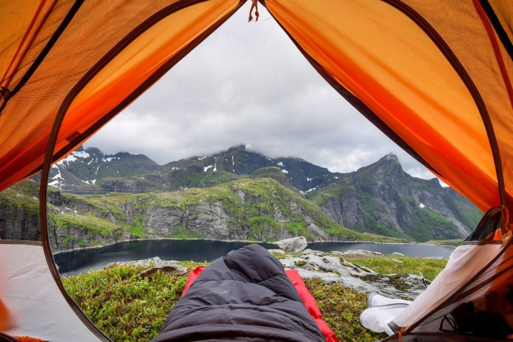 wild camping in the uk